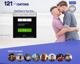 121 Gay Dating