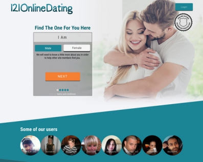 121 Online Dating