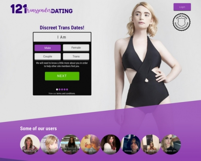 121 Transgender Dating