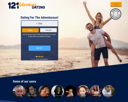 121 Adventure Dating